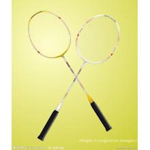 Raquette de badminton en aluminium sur mesure pas cher 2017