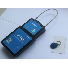 RFID Door Lock with Unlock Alarm and GPS Real Time Tracking