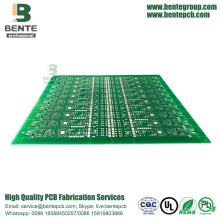 2Layers FR4 Quickturn PCB HASL bleifrei