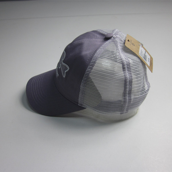 2016 Cotton And Polyester Mesh Cap