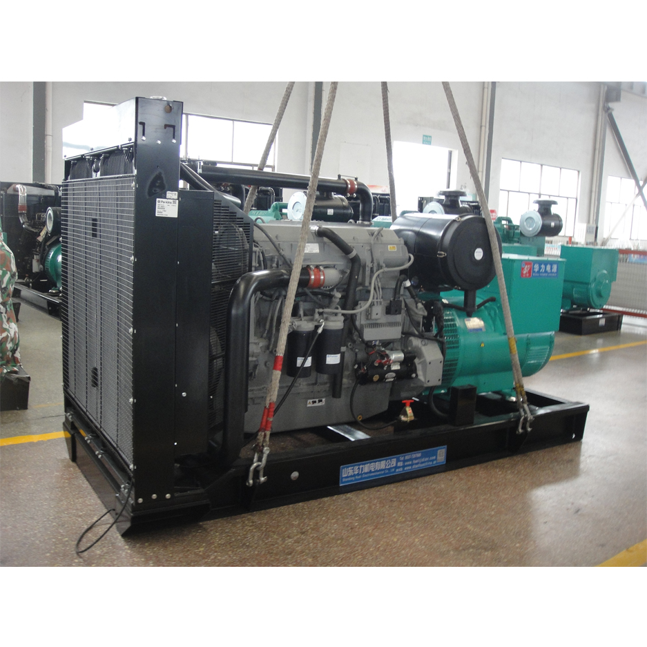 937-500 kW perkins power diesel generator set