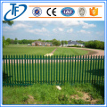 High security palisade fencing