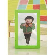 Wooden Magic Mirror Wall Game and Toy for Kids and Children