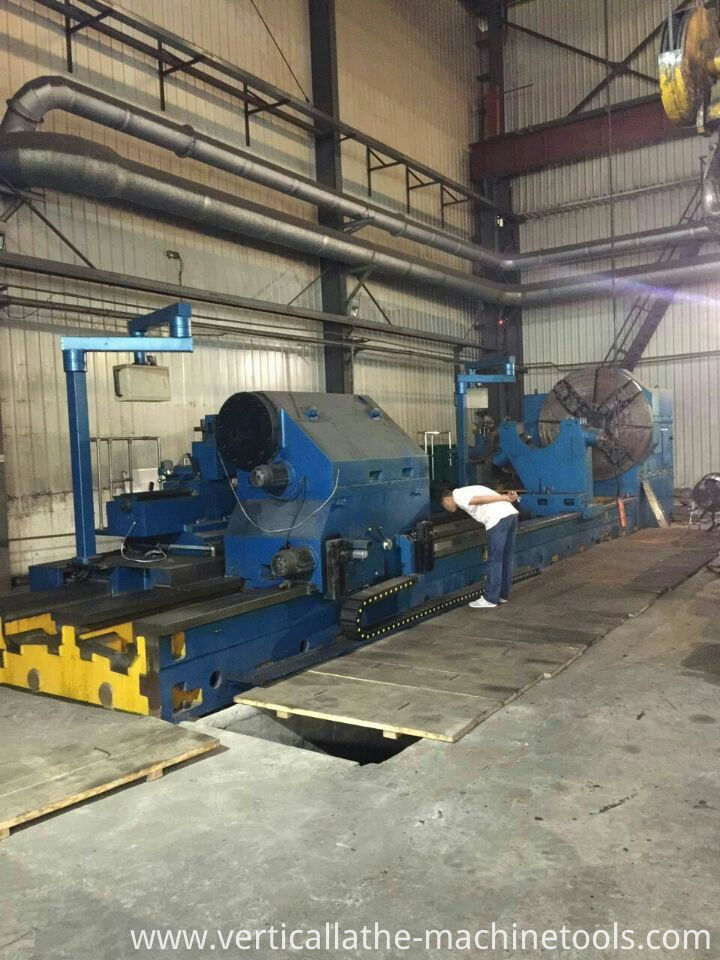 Horizontal Big Bore Lathe