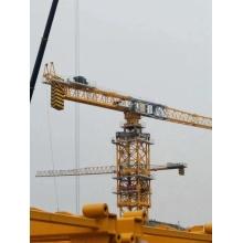 internal climbing crane system