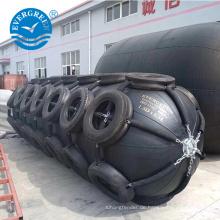 pneumatischer Gummipuffer für Schiff zum Schiff Dia1.5 * 5.5L