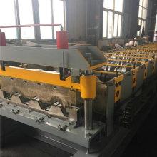 metal plate floor shaping machine