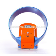 2015 new hot sale Bladeless Fan / 12 Inch / With LED Light & Remote (orange,blue)