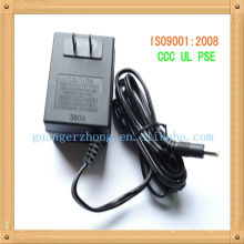 9.5v 200ma universal power adaptor