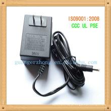 Adaptador de energia universal 9.5v 200ma