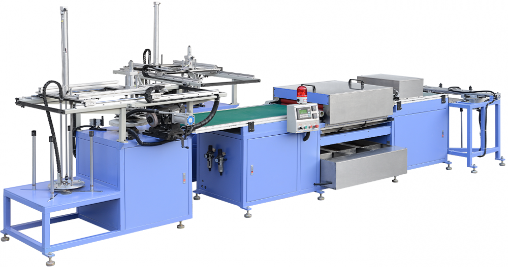 Automatic Cleaning and Burring Combined Machine
