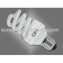 espirales de 9mm de T3 de 7W luz de ahorro de energía