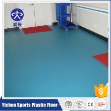 Revêtement de sol en vinyle industriel en PVC