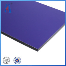 Factory Directly Guangzhou Aluminium Plastic Composite Panel PVDF Xh006