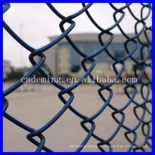 Alta qualidade galvanizada cerca de malha de arame de ligação de cadeia para o estádio