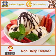Mezcla de helado en polvo para helado Strawberry Soft Serve
