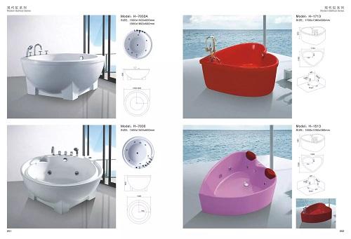 popular fiberglass love shaped bathtub for 2 person hot bathtub