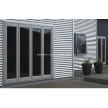 Revolutionary Super High Quality Double Glass Aluminium Doors