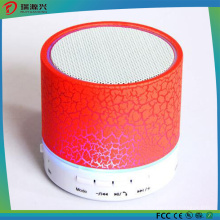 Best promotion gift of Metal Mini Bluetooth Speaker with TF card