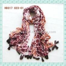 Schicker Schal aus 100% Viskose