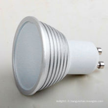 High Power Dimmable 5W E27 GU10 5730 SMD Lampe à LED Lampe Spotlight