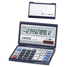 Foldable design Office customized logo Promotional calculator
