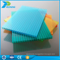 Factory best selling clear blue tinted plastic roofing cover sheets