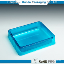 Personalizando embalagem plástica cosmética