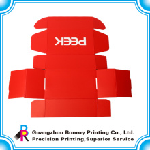 neues design top-rated oem produkte wellpappe verpackung schuhkarton