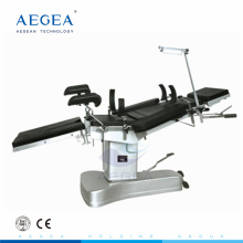 AG-OT023 Surgical hospital operating room patient surgery mechanical ot table