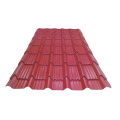 Color steell glazed tile roofing sheet
