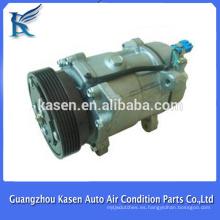 Compresor sd7v16 del sanden del aire del coche 12v para VW Caddy, golf, Passa, Sharan, Vento 1H0820803D 1H0820803D