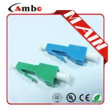 Hecho en China 10db LC fibra óptica Atenuador