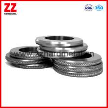 Resistente ao desgaste Yg25 Steel Milling Carbide Tungsten Roller