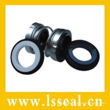 Sello de eje de sello mecánico de doble muelle para aguas residuales HF560D