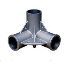 Piezas de fundición de aluminio y tipos de accesorios.