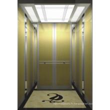 Ascenseur de passagers au sec et en toute sécurité