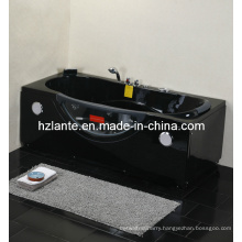 Water Massage Bath Tub with Black Color (CDT-002 Black)