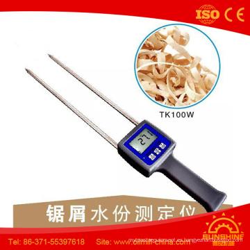 TK100W budista mosquito coils mecanismo de aserrín de carbón medidor de humedad