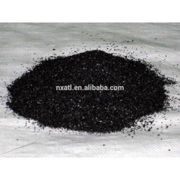 На основе угля активированного угля для очистки воды