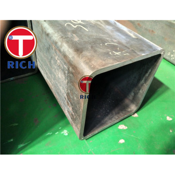 Rectangle Steel Pipe Seamless Hollow Carbon Steel Tube