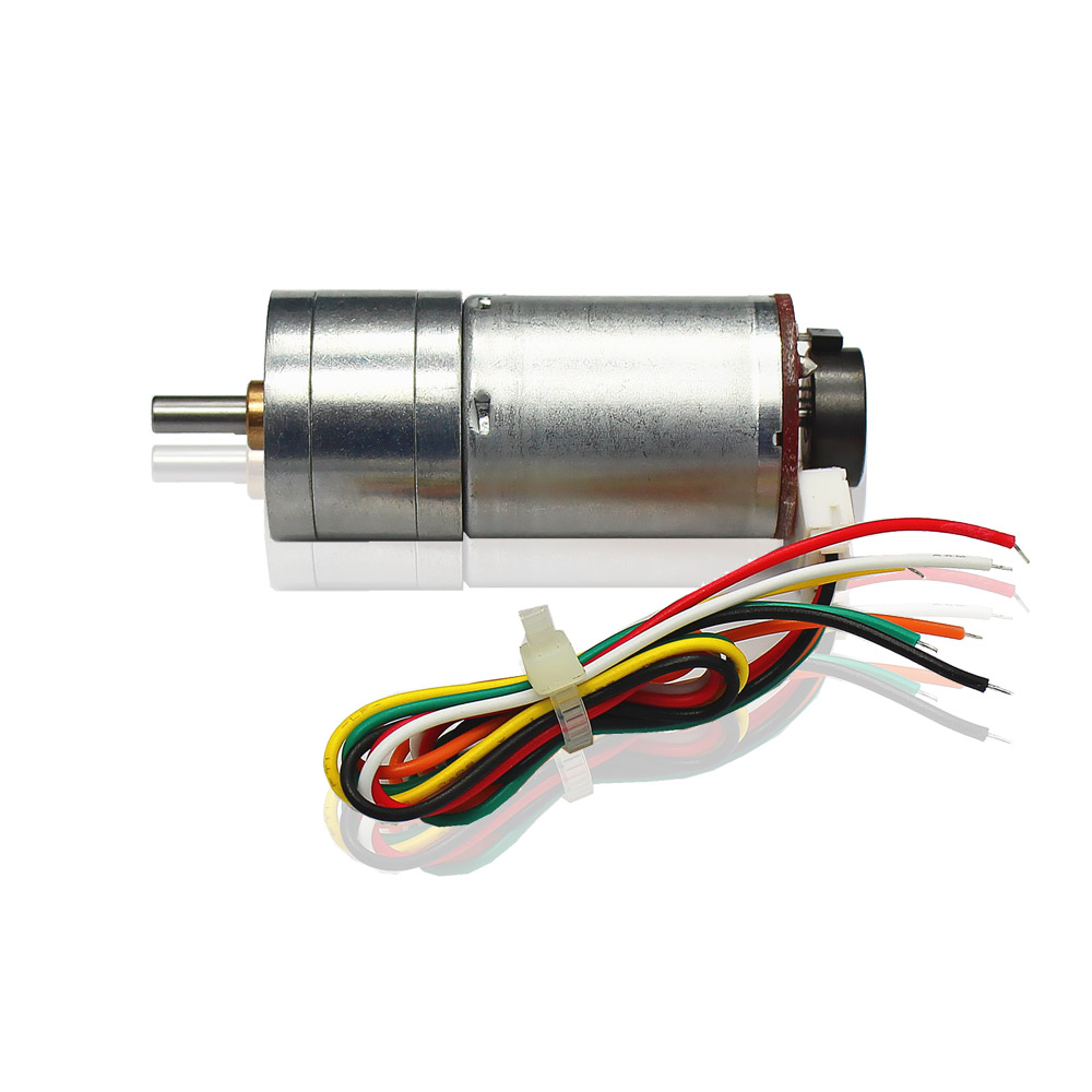 China dc gear motor with magnetic linear encoder high for Dc gear motor with encoder