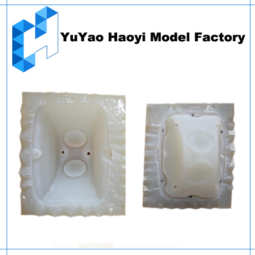 Rapid Rubber Mold Service