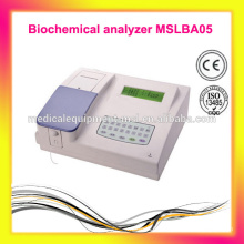 Cheapest semi automatic biochemistry analyzer(MSLBA05), with special price!