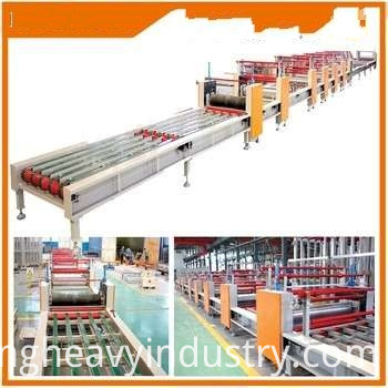 Glass Magnesium Fire Prevention Board Plate Automatic Production Line-XB
