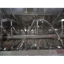 Mezclador horizontal 2017 de la cinta de la serie de WLDH, operación de la licuadora de la cinta de los SS, mezclador horizontal del polvo de la proteína