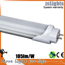 Лучшая цена Светодиодная трубка T8 Светодиодная лампа с гарантией 3 года