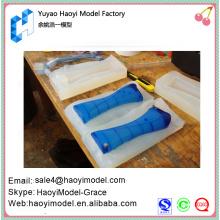 China silicona para la fabricación de molde de vacío de formación de máquina de caucho de silicona de buena beige para el molde