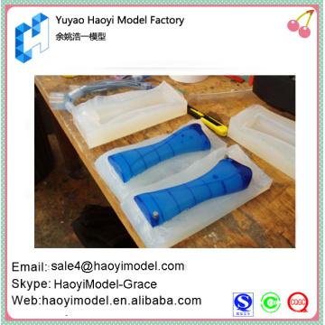 Chine silicone pour fabrication de moulage sous forme de machine à vide personnalisée, bon caoutchouc silicone beige pour moule