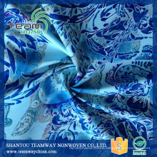 Trans printed Service for satin fabric 240cm